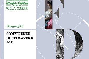 Consorzio Brianteo Villa Greppi - Conferenze di Primavera 2021